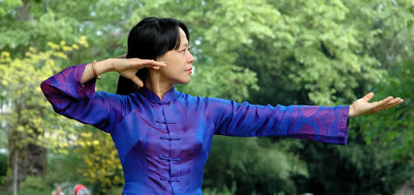 Mouvement cours qi gong