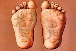 MTC Réflexologie pieds